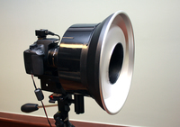 Side View of Camera